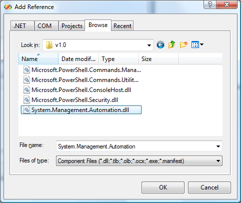 Easy Windows PowerShell cmdlet development and debugging