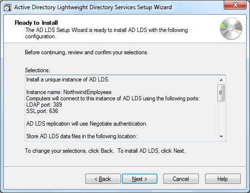 Getting Started with Active Directory Lightweight Directory