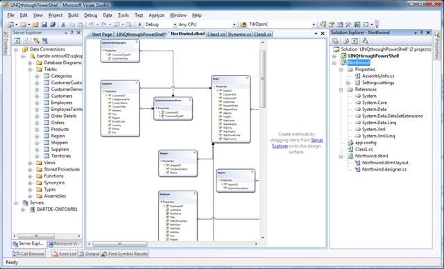 LINQ through PowerShell - B#  NET Blog